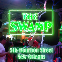 The Bourbon Swamp 516 Bourbon Street