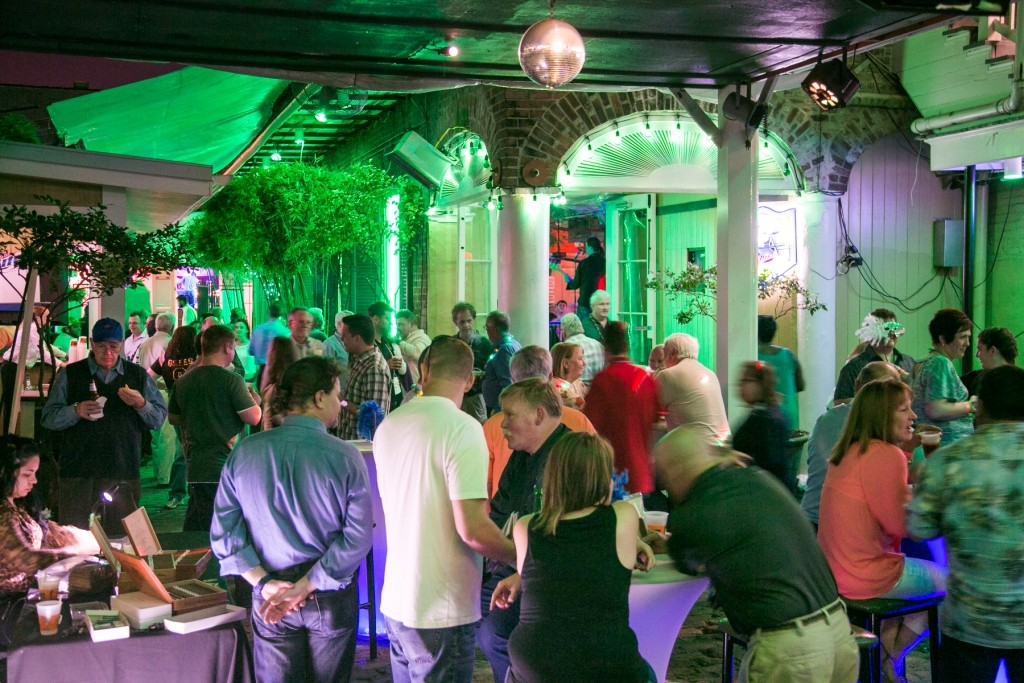 Bourbon's Best Events - Swamp Courtyard Event - 2015 Kathy Anderson Photography