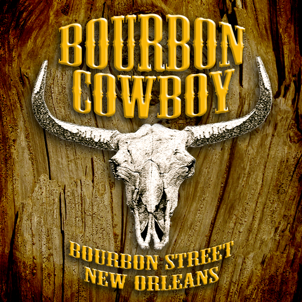 bourbon cowboy on bourbon street