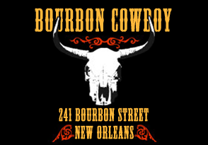 Bourbon Cowboy - Party on Bourbon Street