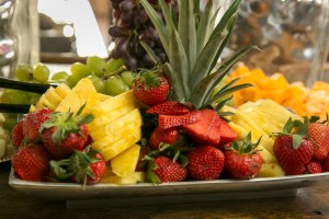 Bourbon's Best Events - Fruit Tray - 2015 Kathy Anderson Photography